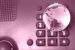 Global Call Forwarding Services - high impact sales tool