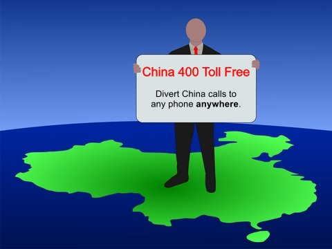 China 400 Toll-Free numbers available – GlobalVirtualNumbers.com