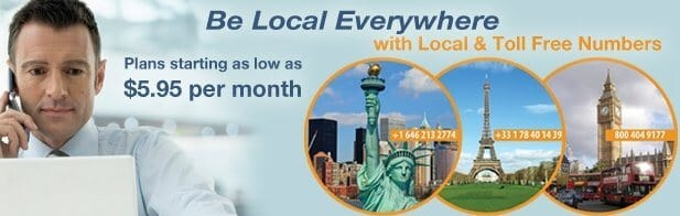 International Call Forwarding Become local the easy way